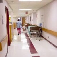 ziekenhuis gang