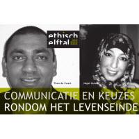 Ethicus Theo de Zwart en verzorgende Najat Oulad