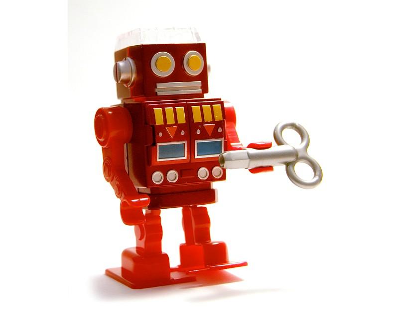 morele robot