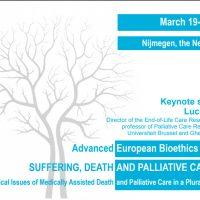 Advanced European Bioethics Course