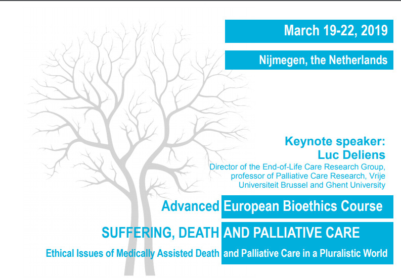 Advanced European Bioethics Course