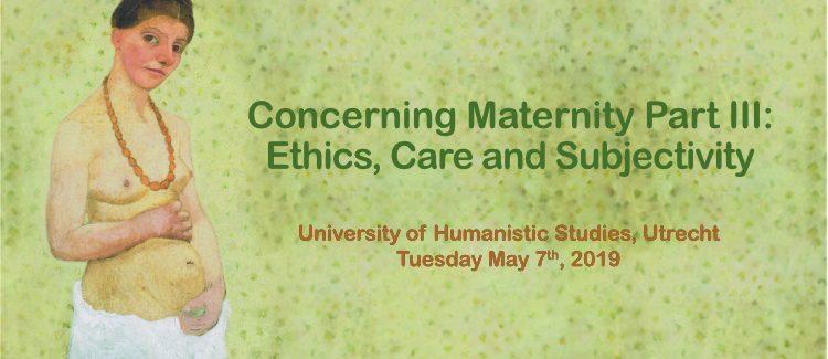 Concerning Maternity III