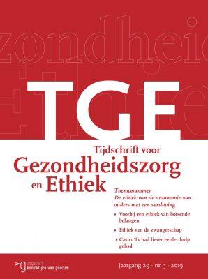Tijdschrift voor Gezondheidszorg en Ethiek